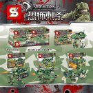 Military sets SWAT minifigures Afghanistan action Lego Compatible Toys