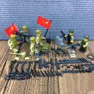 Military sets Korean War Chinese soldier american soldier minifigures Lego Compatible Toys