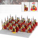 Clash of the Titans Human Soldiers sets minifigures Lego Compatible Toys
