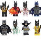 Batman Movie sets Batman minifigures Lego Compatible Toy