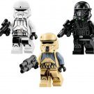 Star Wars Minifigures Clone Trooper Imperial Stormtrooper Death Troopers Lego Compatible toy