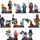 Marvel Superhero sets Guardians of the Galaxy 1 minifigures Lego Compatible Toys