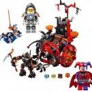 NEXO KNIGHTS Jestro's Evil 70316 Compatible Toys