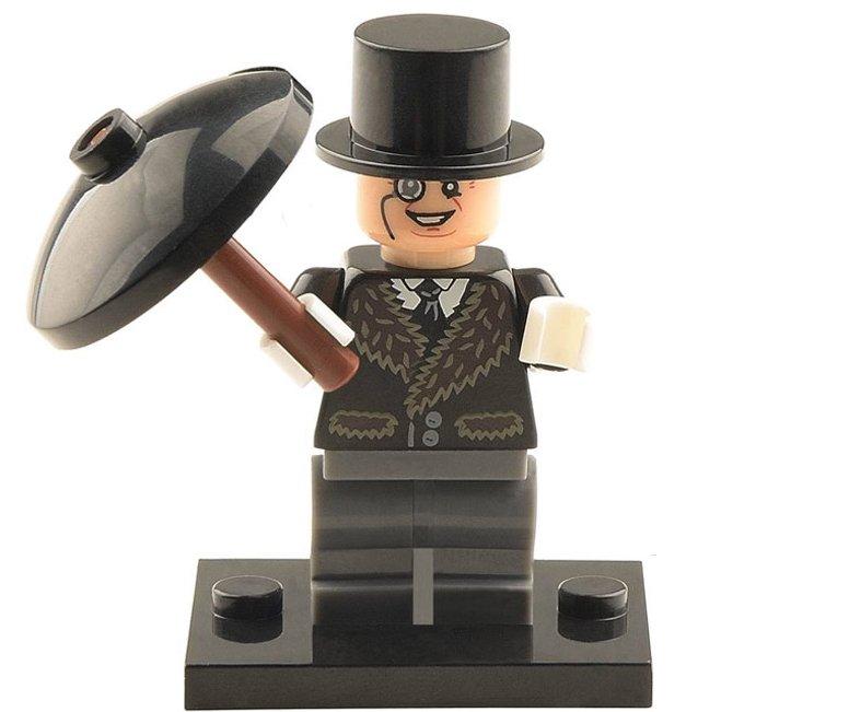 DC Justice League Batman Movie Penguin Minifigure Lego Compatible Toys