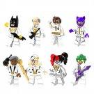 Batman Movie DC Superhero Minifigures Have a party  Lego Compatible Toy