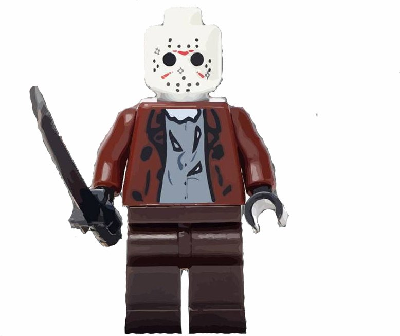 Friday The 13th Jason Voorhees Minifigures Lego Compatible�Jason Voorhees Toys