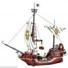 Pirates Caribbean Ship Vessel Treasure Lego Compatible Toy