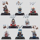 Assassins Creed minifigures Lego Compatible Toys