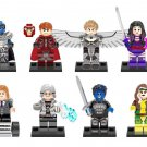 X Man Magneto Doctor X Minifigures Lego Compatible Toys, Marvel set