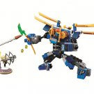 Phantom Ninjago Jay ElectroMech Lego Compatible Toys