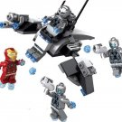 The Avengers Iron Man final battle Ultron minifigures Lego Compatible Toys