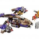 Ninjago Condrai Copter Attack Lego 70746 Compatible Toys