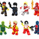 X-Man Domino Omega minifigures Lego Compatible Toy