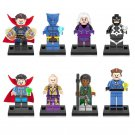 Doctor Strange minifigures Lego Compatible Toy,Marvel sets