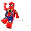 Spider-Man minifigures Lego Compatible Toy,Marvel Superhero Sets