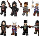Assassin's Creed Syndicate sets minifigures Lego Compatible Toy