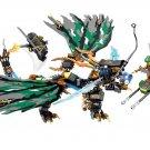 Phantom Ninja sets Cyclone escape earthworm Lego Compatible Toy
