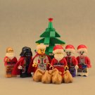 Christmas present Star Wars sets minifigures Lego Compatible Toys