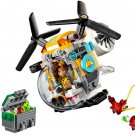 Wasp copter Marvel super hero stse Lego Compatible Toys