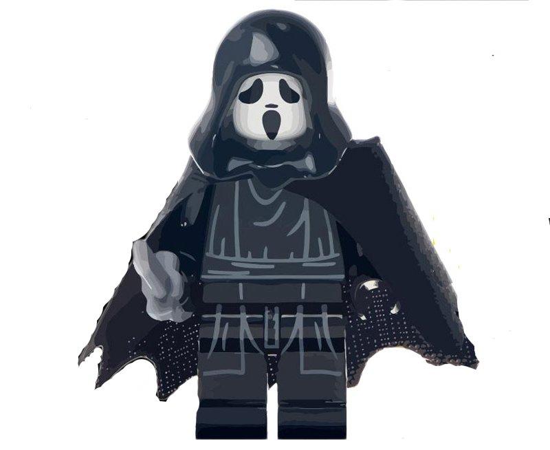 Scream Movie sets minifigures Lego Compatible Toys