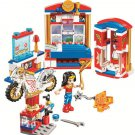Wonder Woman room DC Superhero sets Lego Compatible Toy
