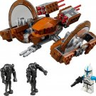 Star Wars sets Hailfire Droid Tank Lego Compatible Toy