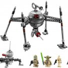 Star Wars Homing Spider Droid Lego 75142 Compatible Toys