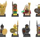 Greece myth Athena Saint Seiya Minifigures Lego Compatible Toy
