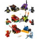 DC Batman Minifigures Lego Compatible Toy Superhero dodgem