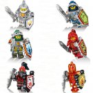 Nexo Knights sets Anna Minifigures Lego Compatible Toy