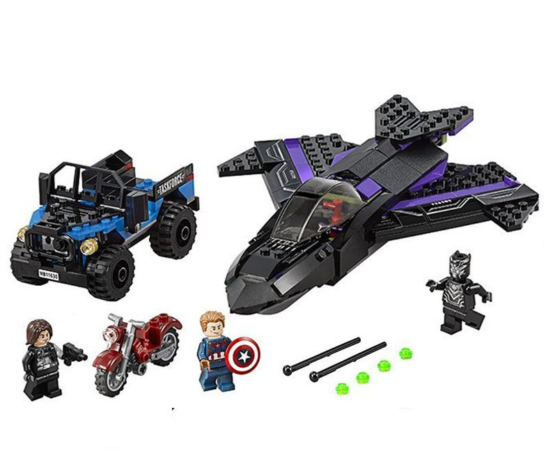 captain america lego instructions