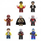 The Flash Wasp Ant-Man minifigures Lego Compatible Toys DC Superhero
