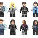 Marvel Superhero sets Mockingbird Grant Ward Deathlok minifigures Lego Compatible Toys