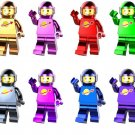 Interstellar Astronaut Minifigures Lego Compatible Toys