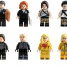 Movie game series Lara agent Minifigures Lego Compatible Toys