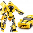 Bumblebee Minifigures Lego Compatible Toys Comic series