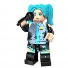 Hatsune Miku minifigures Cartoon sets Lego Compatible Toys