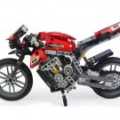 Topspeed Motorbike Lego Compatible Toy