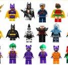 Batman movie large set minifigures Lego Compatible Toy