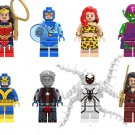 Wonder Woman Female giant minifigures DC Superhero sets Lego Compatible Toy