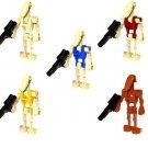 Star Wars The Last Jedi B1 combat robot Minifigures Lego Compatible Toy