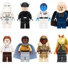 2018 Star Wars sets Imperial Stormtrooper Commander Jar Jar Binks Minifigures Lego Compatible Toy