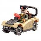 Military sets Vietnam War Commander Minifigures Lego Compatible Toy