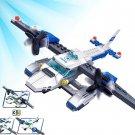 City sets Coastguard Rescue plane Lego Compatible Toy