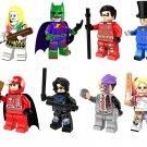 2018 Batman movie Harley Quinn Robin minifigures Lego Compatible Toy
