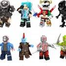 Predator Alien Jason Wachs minifigures Movie sets Lego Compatible Toy