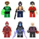 Green Lantern Electro Daredevil minifigures Lego Compatible Toy,Superhero sets