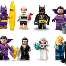 DC Justice League Batgirl Black Canary Minifigures Lego Compatible Toy