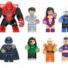 Atrocitus White Lantern Lantern Corps Minifigures Lego Compatible Toy,DC Superhero Movie sets