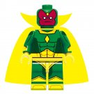 Vision minifigures Avengers' Union 3 unlimited war Lego Compatible Toy